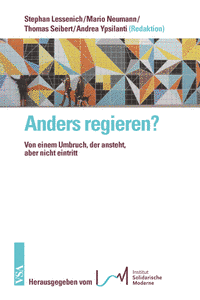 anders regieren cover