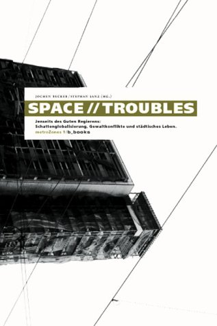 "Buch ""Space // Troubles"""